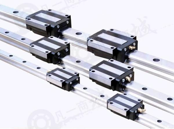 直线导轨对机床的加减速有什么作用